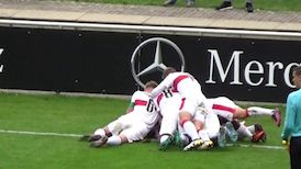 Highlights U19: VfB Stuttgart - Mainz 05