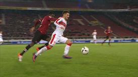 Highlights: VfB Stuttgart - 1. FC Nürnberg