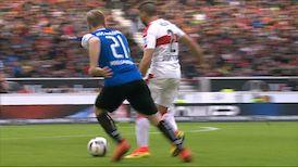 Highlights: VfB Stuttgart - DSC Arminia Bielefeld