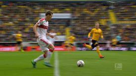 Highlights: SG Dynamo Dresden - VfB Stuttgart