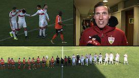 Highlights: FC Lausanne-Sport - VfB Stuttgart