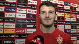 Anto Grgic nach dem Rückrundenauftakt
