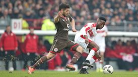 Highlights: FC St. Pauli - VfB Stuttgart