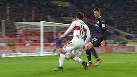 Highlights: VfB Stuttgart - Fortuna Düsseldorf