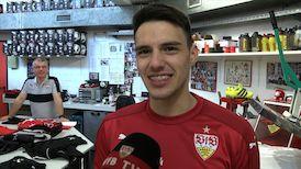 Josip Brekalo im Interview