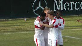 Highlights: VfB Stuttgart U19 - Eintracht Frankfurt