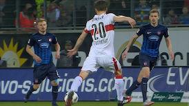 Highlights: 1. FC Heidenheim - VfB Suttgart