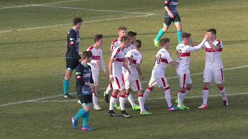 Highlights: VfB U17 - 1. FSV Mainz 05