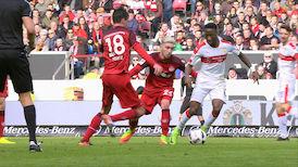 Highlights: VfB Stuttgart - 1. FC Kaiserslautern