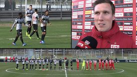 Highlights: VfB Stuttgart - Wormatia Worms