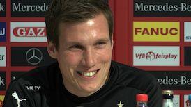 PK vor dem Heimspiel gegen Bochum