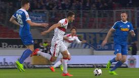 1. Halbzeit: VfB Stuttgart - VfL Bochum