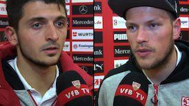 Die Interviews nach dem Bochum-Spiel