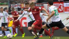 2. Halbzeit: SpVgg Greuther Fürth - VfB Stuttgart