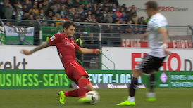 Highlights: SpVgg Greuther Fürth - VfB Stuttgart