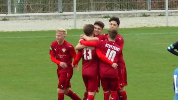 Highlights: TSG Hoffenheim - VfB Stuttgart U17