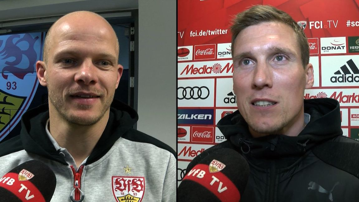 Interviews nach dem Test in Ingolstadt