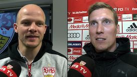 Interviews nach dem Test in Ingolstadt