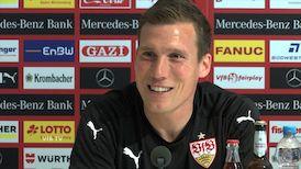 Die Spieltags-PK vor dem Dresden-Spiel