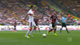 Highlights: VfB Stuttgart - SG Dynamo Dresden