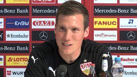 Die Spieltags-PK vor der Partie beim TSV 1860 München