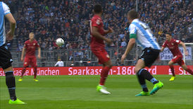 Highlights: TSV 1860 Munchen - VfB Stuttgart