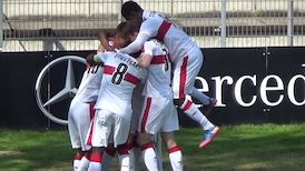 Highlights: VfB Stuttgart U19 - 1. FC Kaiserslautern