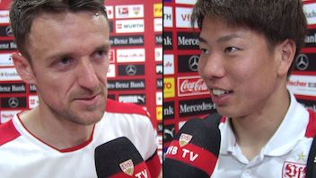 Die Interviews nach dem Derby