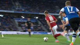 Highlights: Arminia Bielefeld - VfB Stuttgart