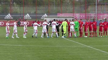 Highlights: FC Bayern München - VfB Stuttgart U19