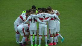 Highlights: VfB Stuttgart U17 - FC Bayern München