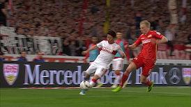 Highlights: VfB Stuttgart - Union Berlin