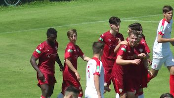 Highlights: VfBU17 - FC Augsburg