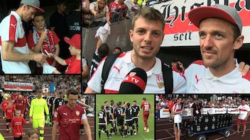 Highlights: Benefizspiel SV Ringschnait - VfB