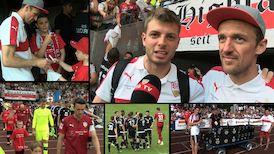 Highlights: Benefizspiel SV Ringschnait - VfB