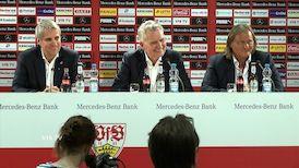 Die Pressekonferenz nach der aoMV