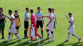 Highlights: VfB Stuttgart - Dynamo Dresden