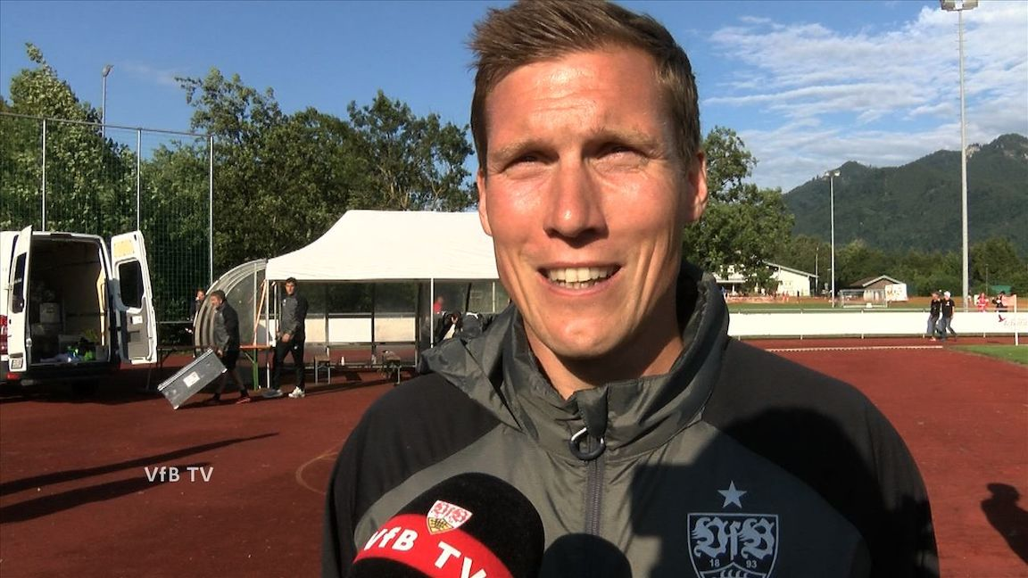 Interview mit Hannes Wolf zum Trainingslager