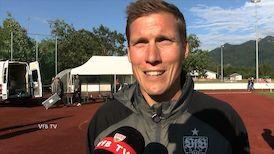 Interview mit Hannes Wolf zum Trainingslager