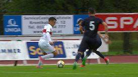 2. Halbzeit: VfB Stuttgart - Kasimpasa Istanbul