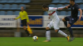 Highlights: VfB Stuttgart - Kasimpasa Istanbul