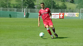 1. Halbzeit: VfB Stuttgart - Asteras Tripolis