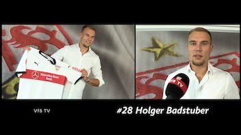 Neuzugang Holger Badstuber im Interview
