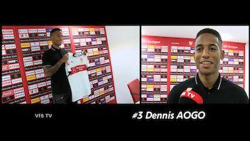 VfB Neuzugang Dennis Aogo im Interview