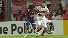 Highlights: Energie Cottbus - VfB Stuttgart