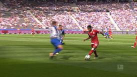 Highlights: Hertha BSC - VfB Stuttgart