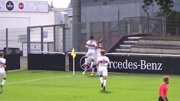 Highlights U19: VfB Stuttgart - Karlsruher SC
