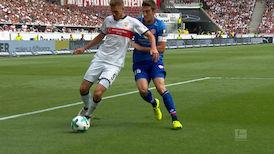 Highlights: VfB Stuttgart - 1. FSV Mainz 05