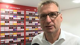 Michael Reschke im Interview