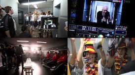 Making-of des DFB-Spots zur Damen-WM